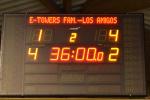 01.03.2020 I LIGA E-Towers Famaba - Los Amigos